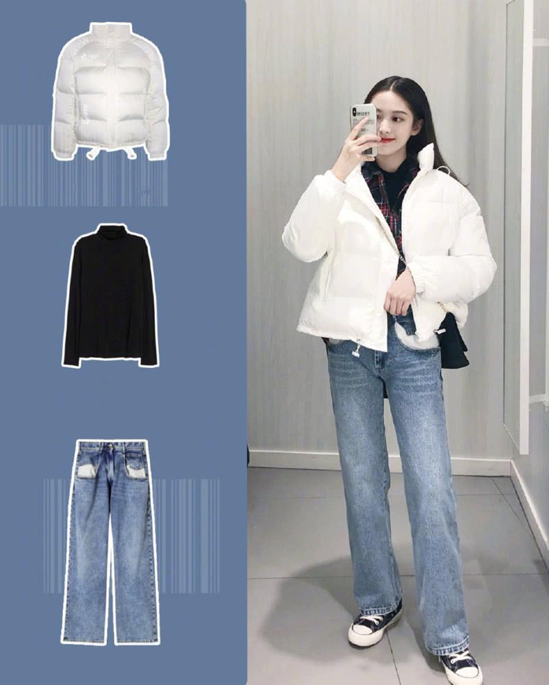 冬季穿衣搭配要跟上潮流 做一个穿衣时尚达人-幽兰花香