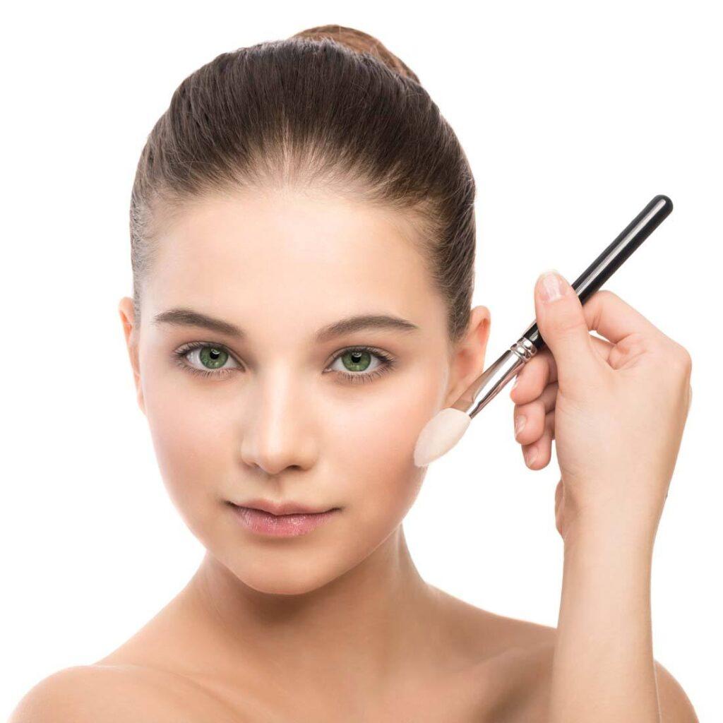 化妆师化妆的6个小技巧,用起来妆效会更好哦!-幽兰花香