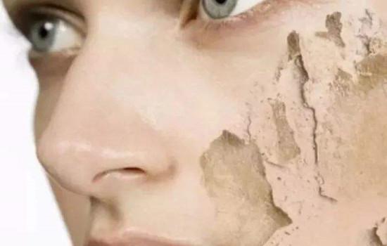 擦完粉底液脸上起皮怎么办 如何缓解粉底起皮的情况-幽兰花香