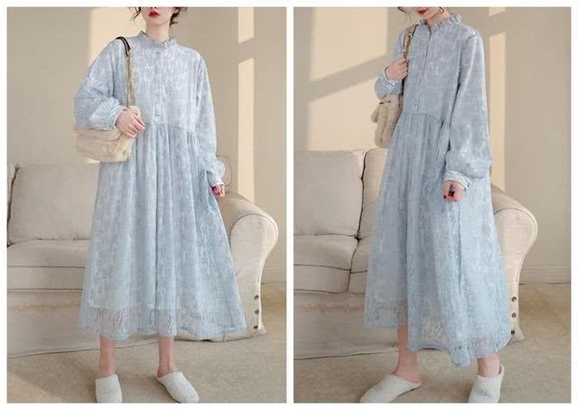 穿上这些漂亮的连衣裙,真心美得太撩人-幽兰花香